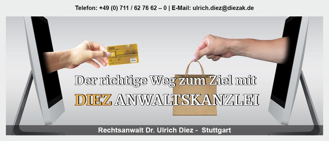 Erbrecht in Ebersbach (Fils) - Rechtsanwalt - Dr. Ulrich Diez: Zivilrecht, Handelsrecht, Gesellschaftsrecht,