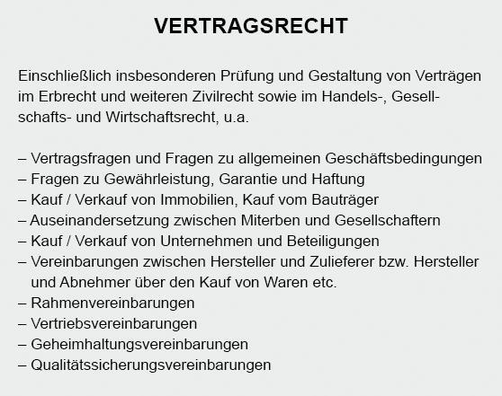 vertragsfragen für  Althengstett